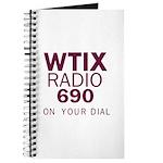 WTIX New Orleans 1968 - Journal