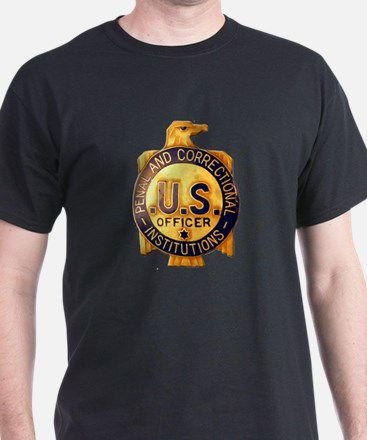 Federal Prison Officer T-Shirt