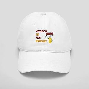 Andrew to the Rescue Cap
