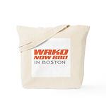 WRKO Boston 1967 -  Tote Bag