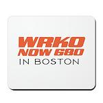 WRKO Boston 1967 -  Mousepad