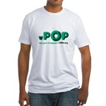 WPOP Hartford 1974 -  Fitted T-Shirt