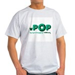WPOP Hartford 1974 -  Ash Grey T-Shirt