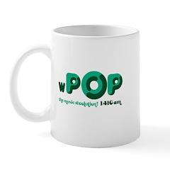 WPOP Hartford 1974 - Mug
