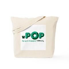 WPOP Hartford 1974 - Tote Bag