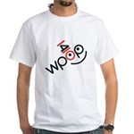 WPOP Hartford 1971 - White T-Shirt