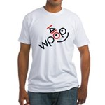 WPOP Hartford 1971 -  Fitted T-Shirt