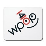 WPOP Hartford 1971 -  Mousepad