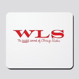 WLS Chicago 1961 -  Mousepad