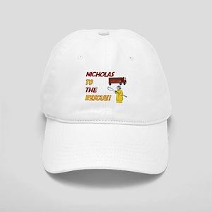 Nicholas to the Rescue Cap