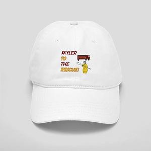 Skyler to the Rescue Cap