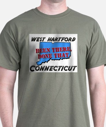 west hartford connecticut - been there, done that