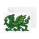 Midrealm Dragon Greeting Cards (Pk of 10)