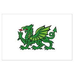 Midrealm Dragon Posters