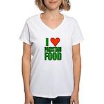 I Love Pakistani Food T-Shirt