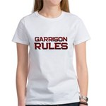 garrison rules Women's T-Shirt