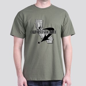 geocaching Dark T-Shirt