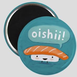 Oishii Sushi Magnet