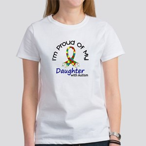 Proud Of My Autistic Daughter 1 Women's T-Shirt