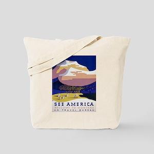 See Montana Tote Bag