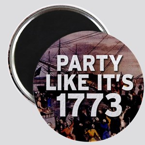 1773 Tea Party Magnet
