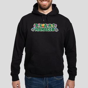Plant Manager Hoodie (dark)