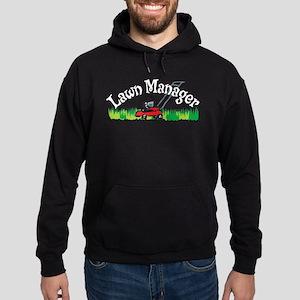 Lawn Manager Hoodie (dark)