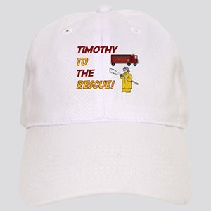 Timothy to the Rescue Cap