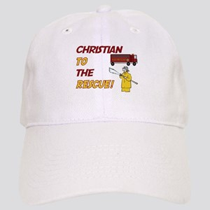 Christian to the Rescue Cap