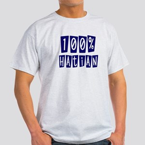 100% Bajan Light T-Shirt
