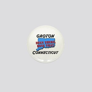 groton connecticut - been there, done that Mini Bu