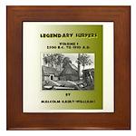 LEGENDARY SURFERS Volume 1 Framed Tile