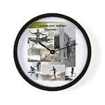 LEGENDARY SURFERS Volume 1 Wall Clock