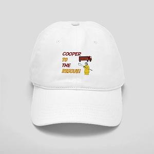 Cooper to the Rescue Cap