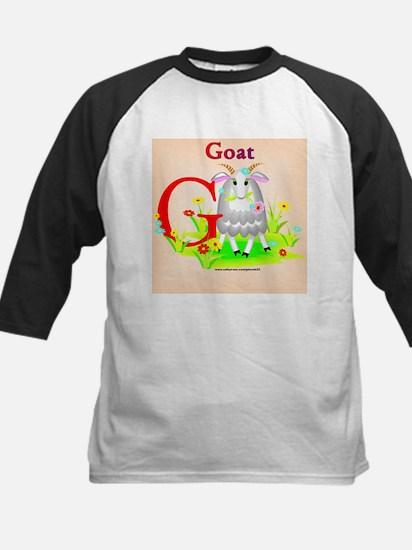 Goat Kids Baseball Jersey