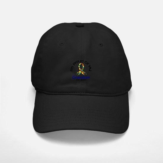 Proud Of My Autistic Grandson 1 Baseball Hat