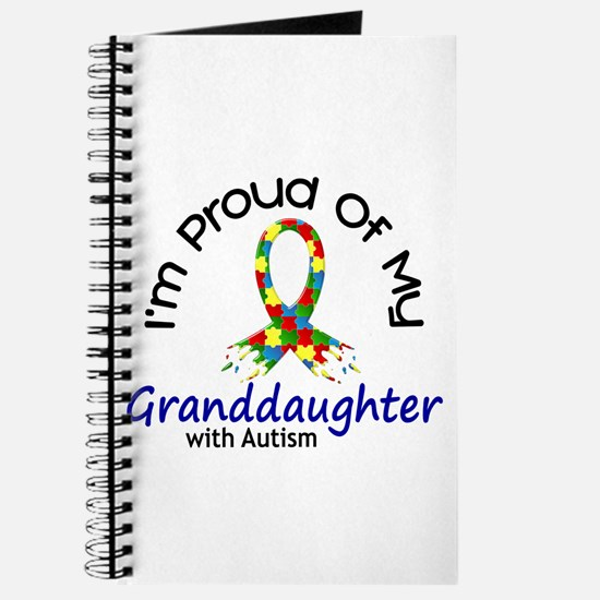 Proud Of My Autistic Granddaughter 1 Journal