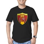 Spain Metallic Shield T-Shirt