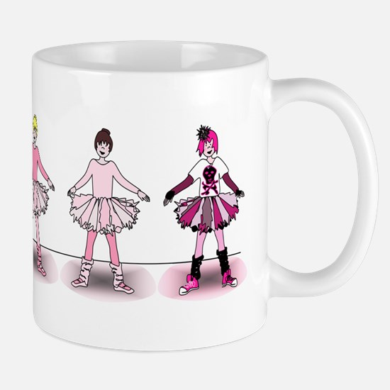 Ballet Class Mug