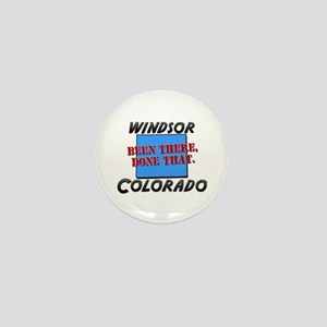 windsor colorado - been there, done that Mini Butt