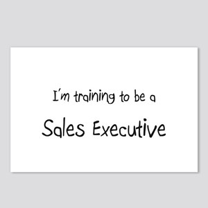 I'm training to be a Sales Executive Postcards (Pa