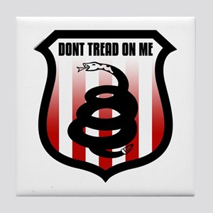Dont Tread Son of Liberty Shi Tile Coaster