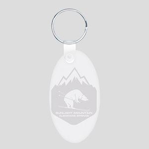 Sunlight Mountain Resort - Glenwood Sp Keychains
