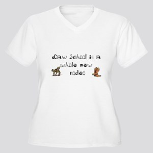 Rodeo Women's Plus Size V-Neck T-Shirt