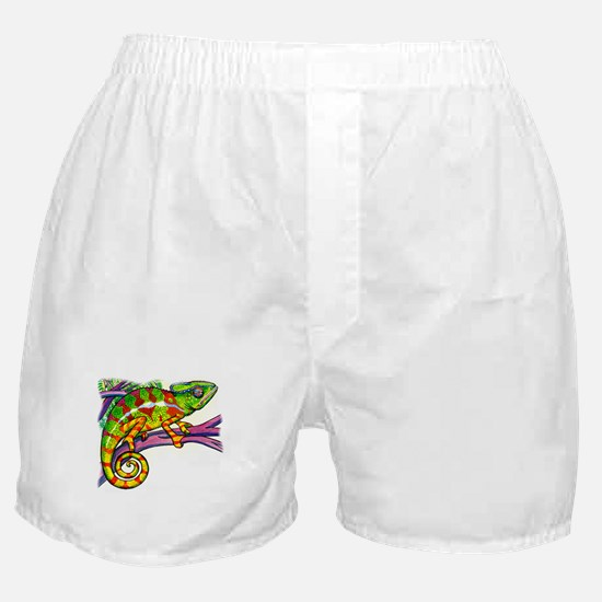 Cool Chameleon Boxer Shorts