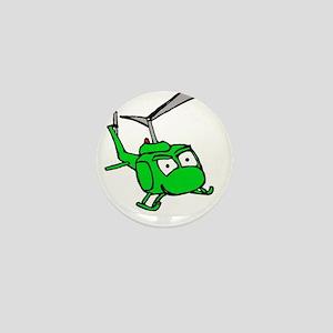 UH-1 Mini Button