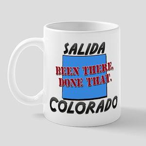 salida colorado - been there, done that Mug