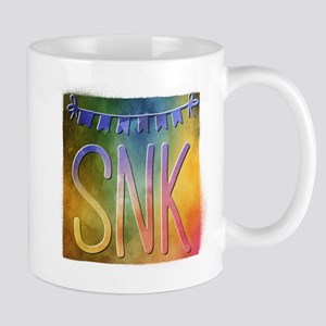 Snk Mugs