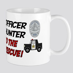 Hunter - Police Rescue Mug