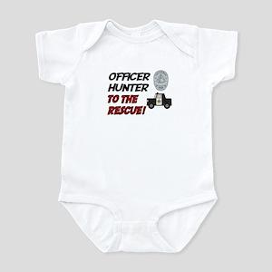 Hunter - Police Rescue Infant Bodysuit